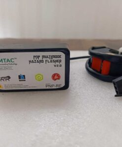 NEW Simtac Pnp Hazard Flasher 12V Suitable For Royal Enfield Himalayan 411cc