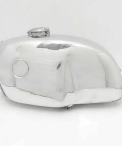 NEW ALUMINIUM ALLOY GAS FUEL TANK WITH CAP CAN FITS TO BMW R100 RT RS R90 R80