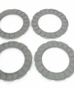 NEW MATCHLESS CIVIL MODEL CLUTCH PLATE SET OF 4