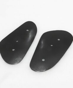 BRAND NEW MATCHLESS AJS PETROL TANK KNEE PADS MOUNTING PLATE (1938-56)
